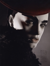 Vogue Japan beauty 2004