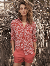 Mango with Daria Werbowy