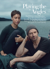 Vogue US 2014 PLaying the Angles