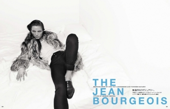 Vogue Japan, The Jean Bourgeois