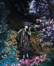 Vogue Italia – the enchanted garden