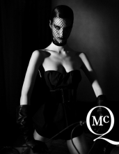 McQueen advertising, David Sims