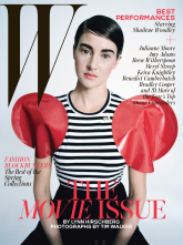Spring 2014 Covers for W Magaine