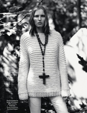 Another Magazine Marique by Alasdair McLellan