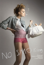 Vogue Paris - no smoking