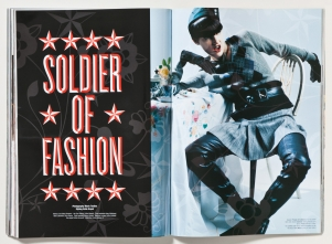 Mario Testino – Soldier of Fashion