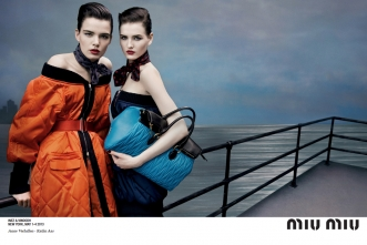 Miu Miu Spring Summer 2014 advertising