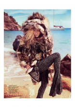 Vogue Paris November 2014 – La Pirate