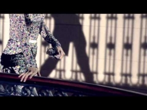 Nina Ricci, Making of Spring Summer ad campaign, Inez and Vinoodh