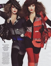 Vogue Paris adn del la mode 1