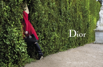 Dior advertising July 2014