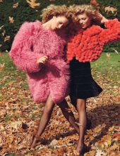 Vogue US technicolour dreams