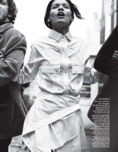 Vogue US, American Experience, David Sims