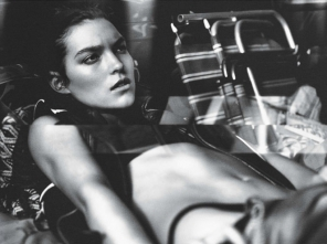 Vogue Paris, David Sims, Attitude