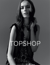 Top Shop Adverstising SS15