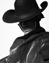 Vogue Japan, My Cowgirl Hero, Solve Sundsbo