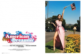 American Dream W Magazine