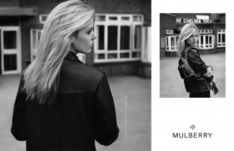 Mulbery Advertising A/W 2015